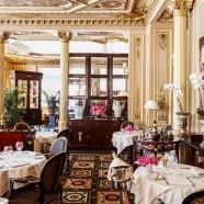 Le Café de la Paix à Paris (IXème) Menu Spécial