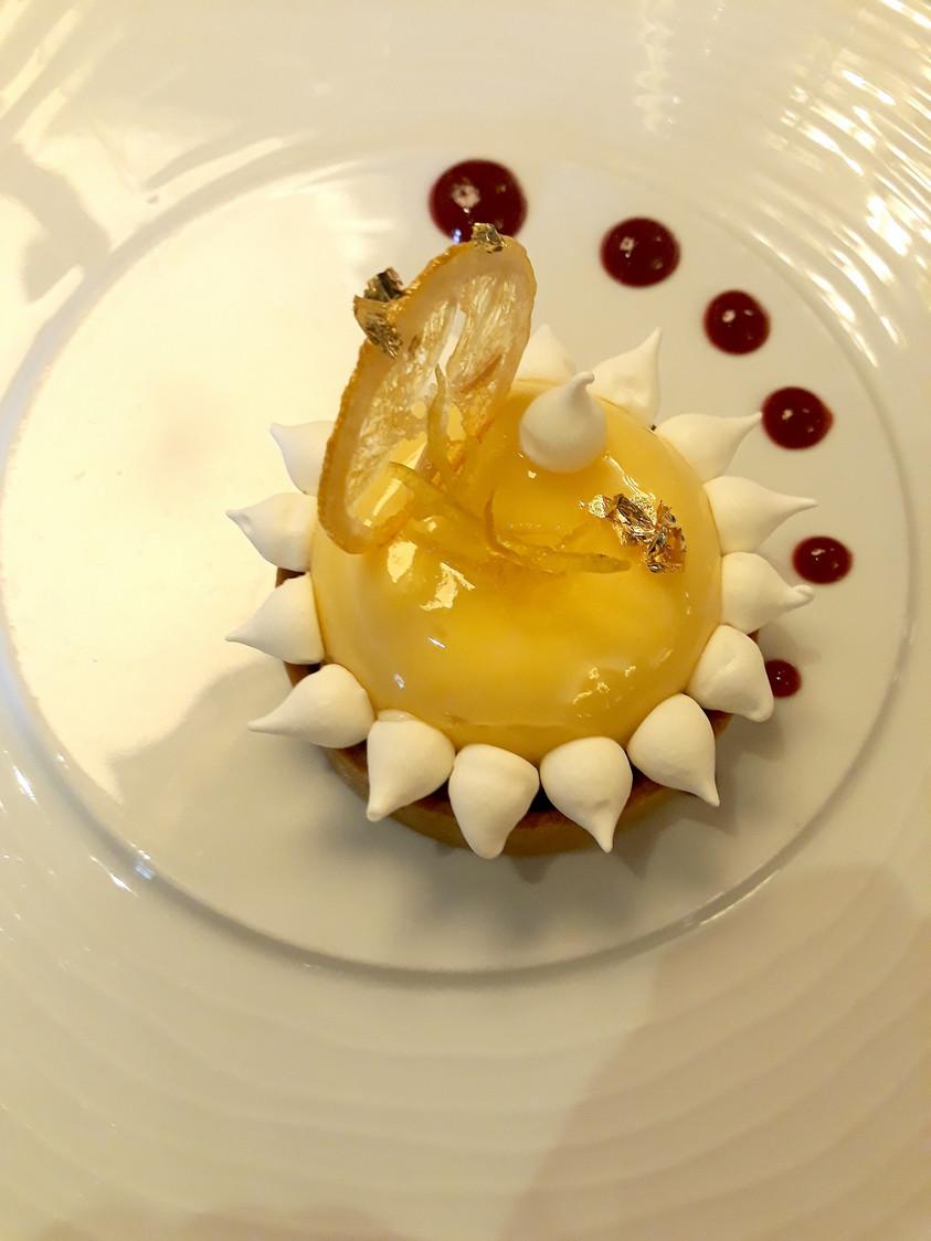 Tarte citron © Gourmets&co