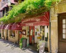 Hostellerie du Vieux Cordes à Cordes-sur-Ciel (Tarn)