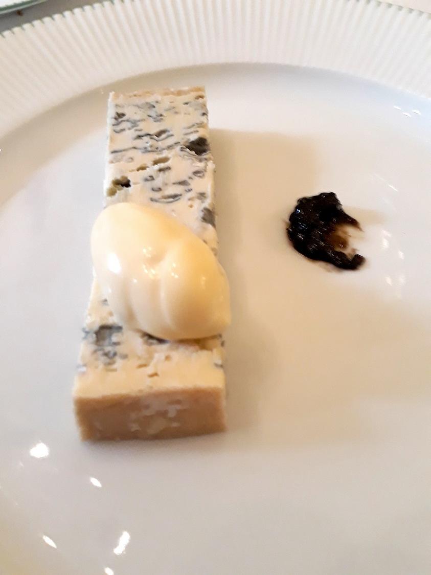 Bleu d'Auvergne, double crème © Gourmets&co