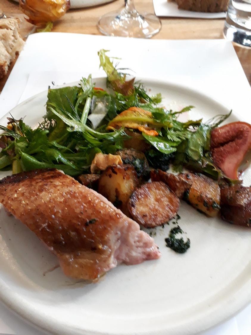 Canard assiette © Gourmets&co