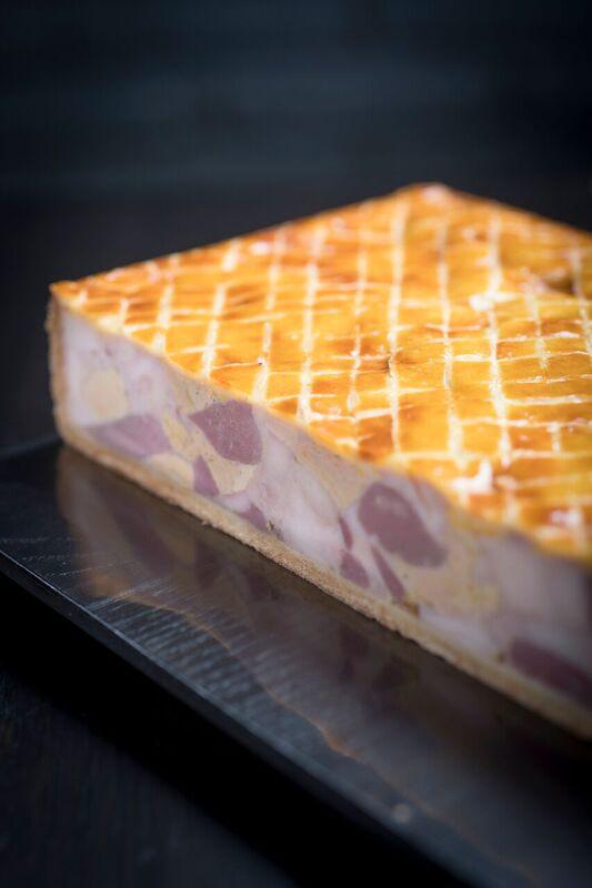 L'Incontournable Pâté en croûte de Volailles et Foie gras de Canard ©Anne-Emmanuelle Thion_preview