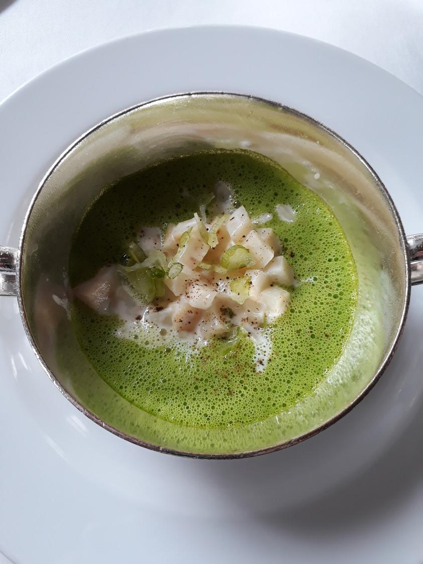 Celerisotto crémeux © Gourmets&co