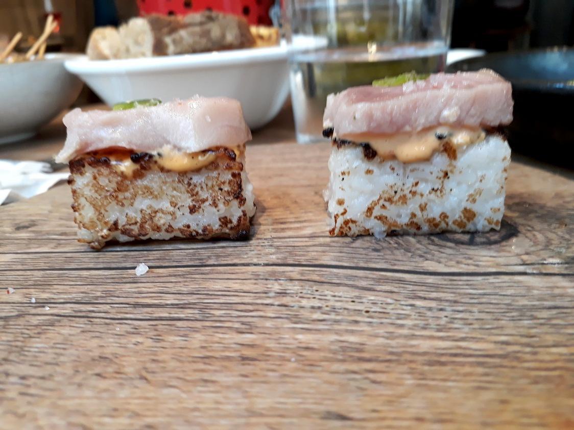 Sushi à la plancha © Gourmets&co (1)