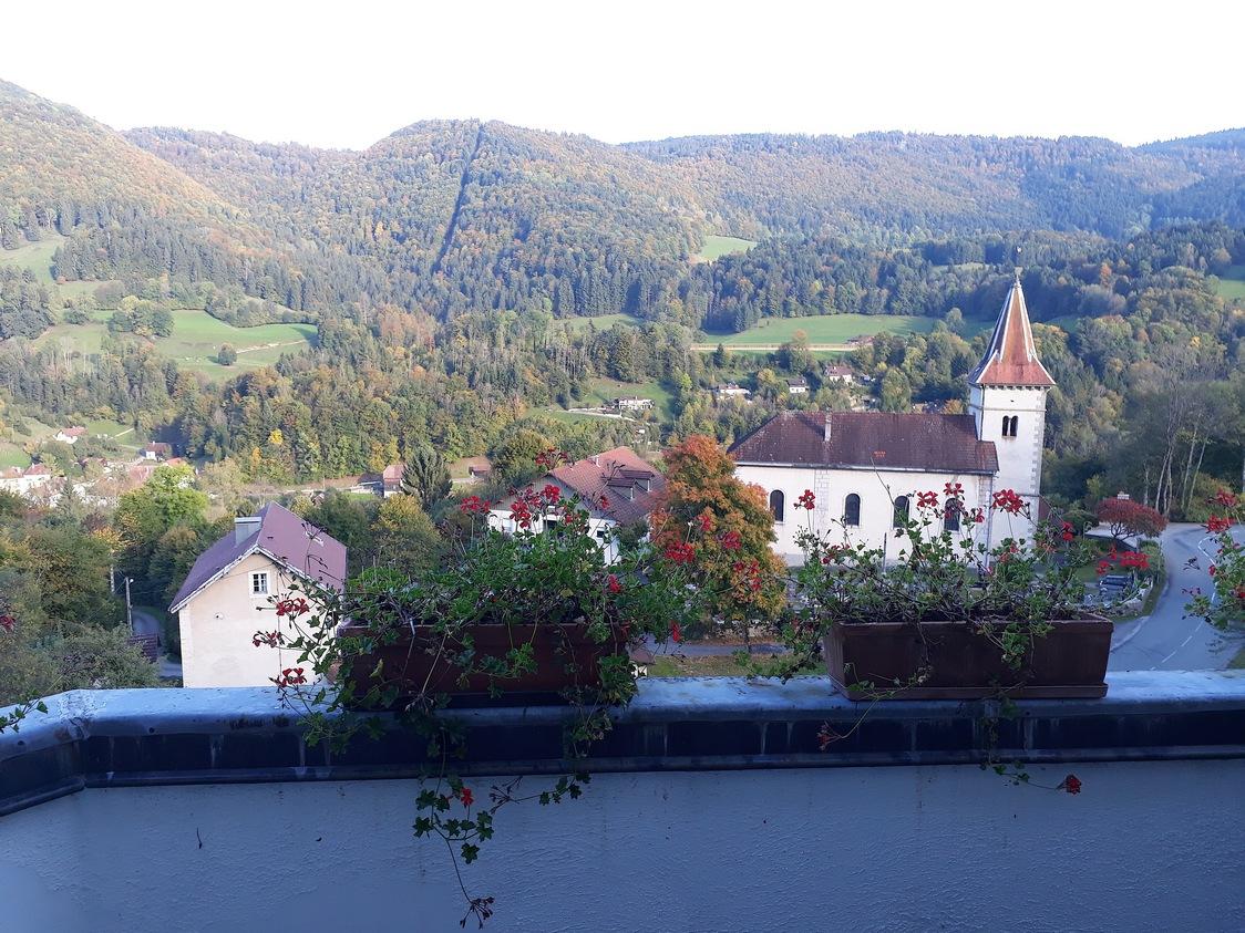 Vue du balcon © Gourmets&co
