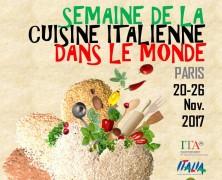 Une Semaine de gastronomie Italienne
