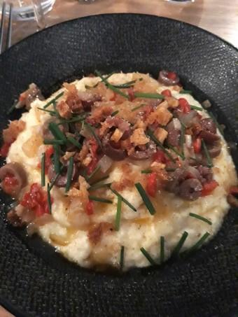 Fine brandade de merlu, vierge de légumes… © Gourmets&co