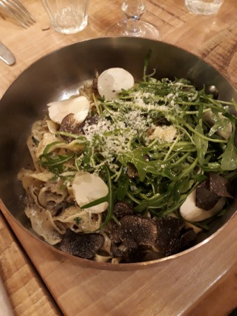 Malfadine aux truffes Gourmets&co