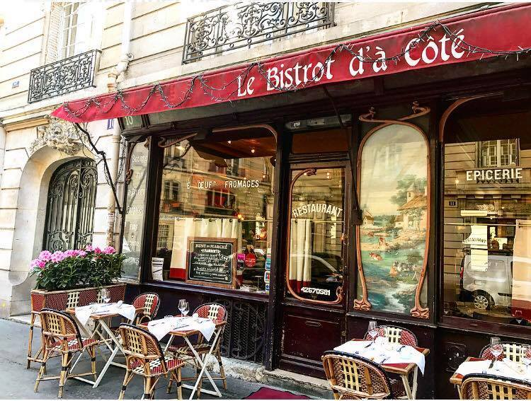 le bistrot d a c t flaubert paris xvii me gourmets co. Black Bedroom Furniture Sets. Home Design Ideas