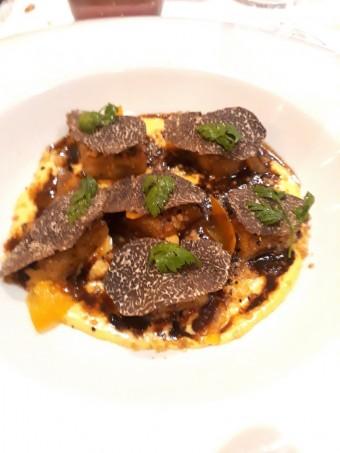 Gnocchis à la mimolette, truffes © Gourmets&Co