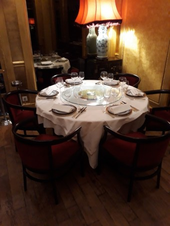 Salle 2 © Gourmets&co