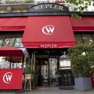 Le Wepler à Paris (XVIIIème)