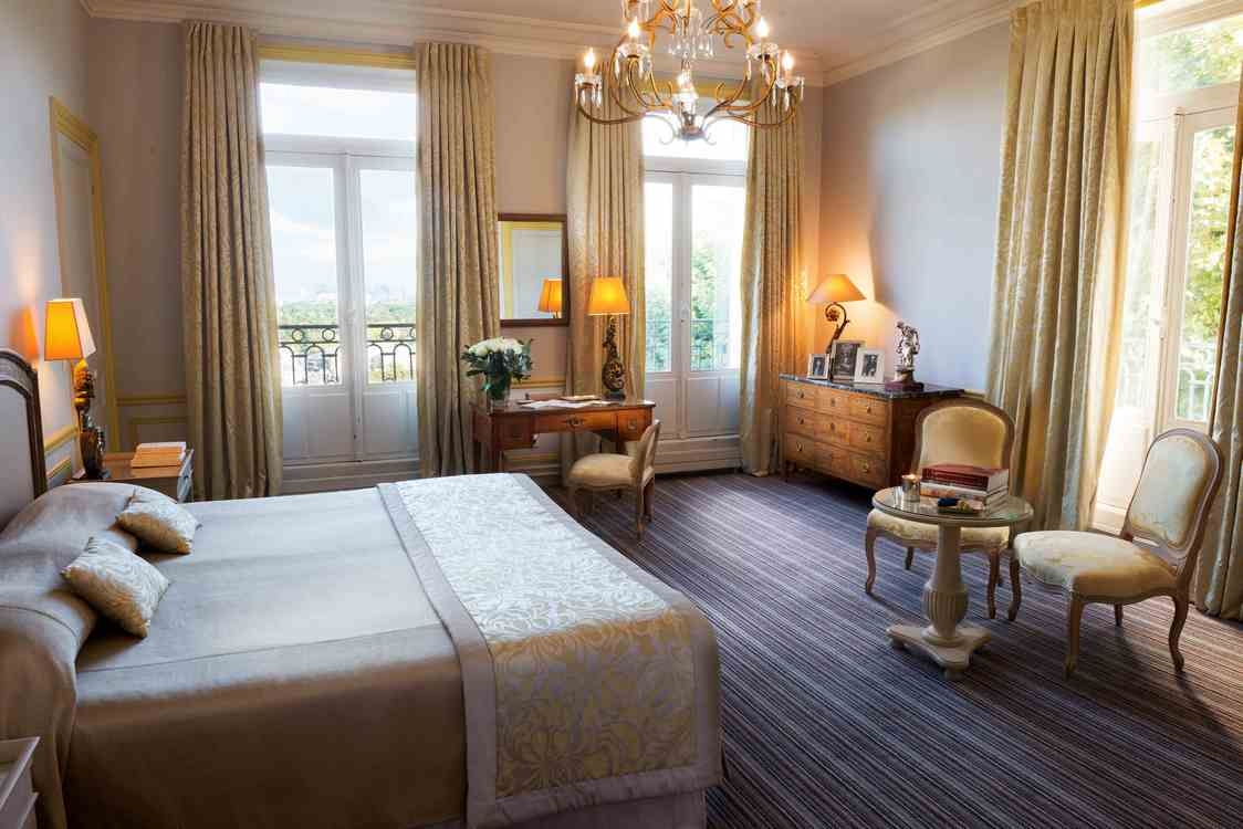 CHAMBRE LUXE PARIS - copie