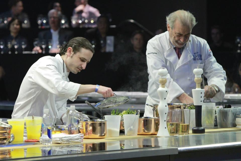 Pierre et Marc Meneau