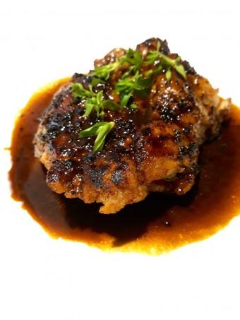 Ris de veau, sauce Périgueux © Gourmets&co