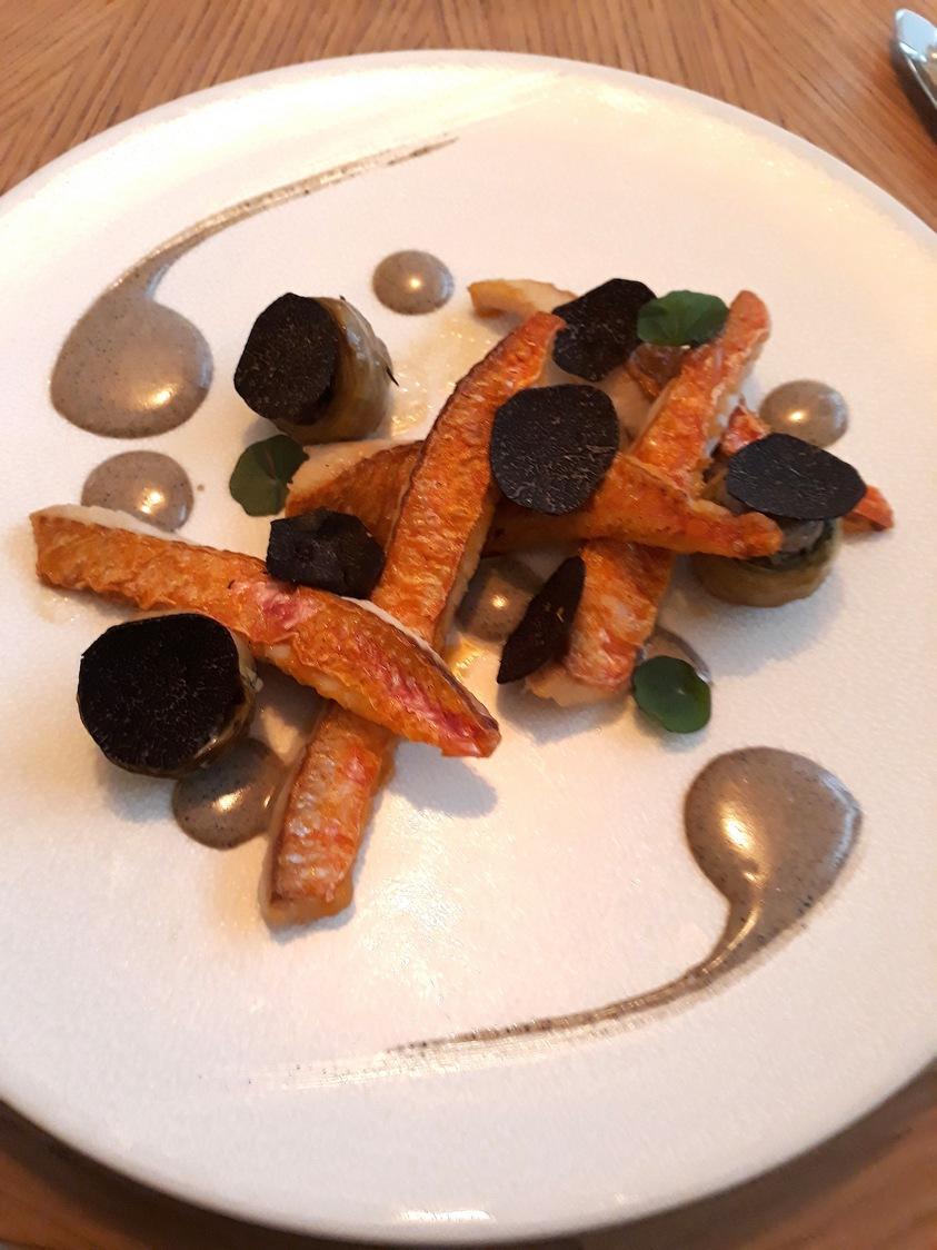 Rougets en aiguillettes croustillantes © Gourmets&co
