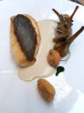 Saint-Pierre, déclinaison d'artichauts © Gourmets&co