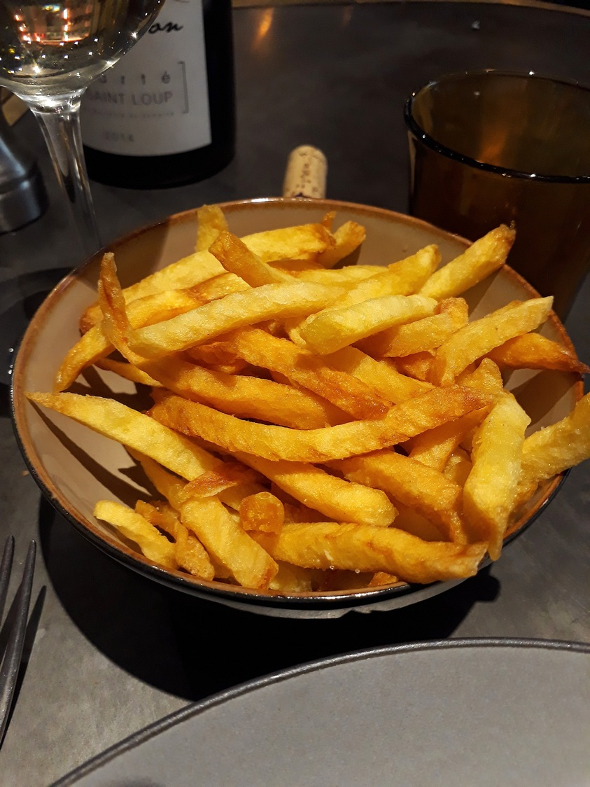Frites © Gourmets&co