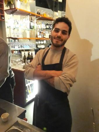 Jamil, responsable restaurant © Gourmets&co