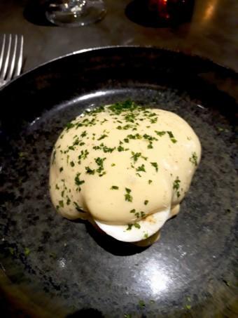 Oeuf mayonnaise vaporeuse © Gourmets&co