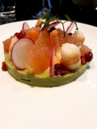 Avocats _ crevettes © Gourmets&co