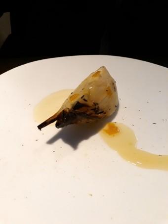 Fenouil, sauce blanquette, réglisse © Gourmets&co