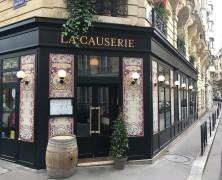La Causerie à Paris (XVIème)