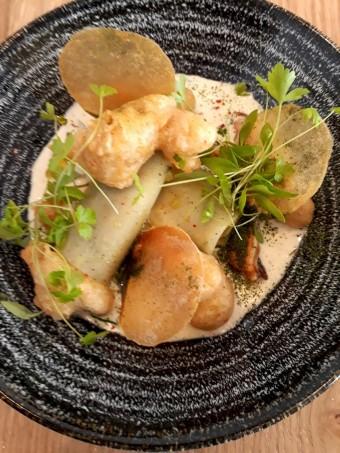 Cannelloni de pomme de terre © Gourmets&co