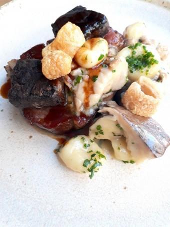 Cochon, boudin, gnocchis © Gourmets&co