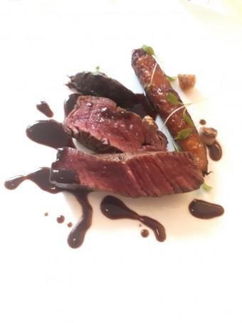 Filet de bœuf Back Angus,carottes © Gourmets&co