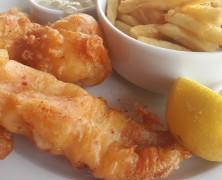 Fish and Chips, sauce tartare aux Grandes Marches Paris (XIIème)