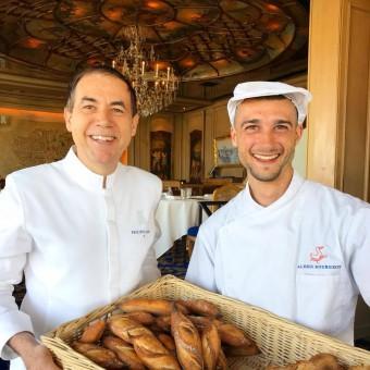 Philippe Labbé (à g.) et Alexis Bourgeot, boulangerjpg