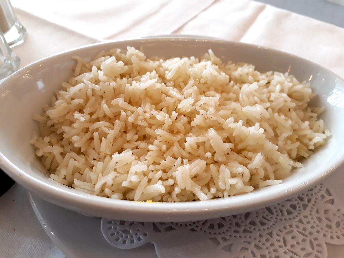 Riz basmati © Gourmets&co