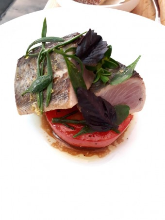 Bonite, tomate du Vésuve… © Gourmets&co