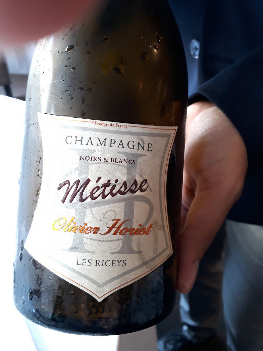 Champagne ! © Gourmets&co