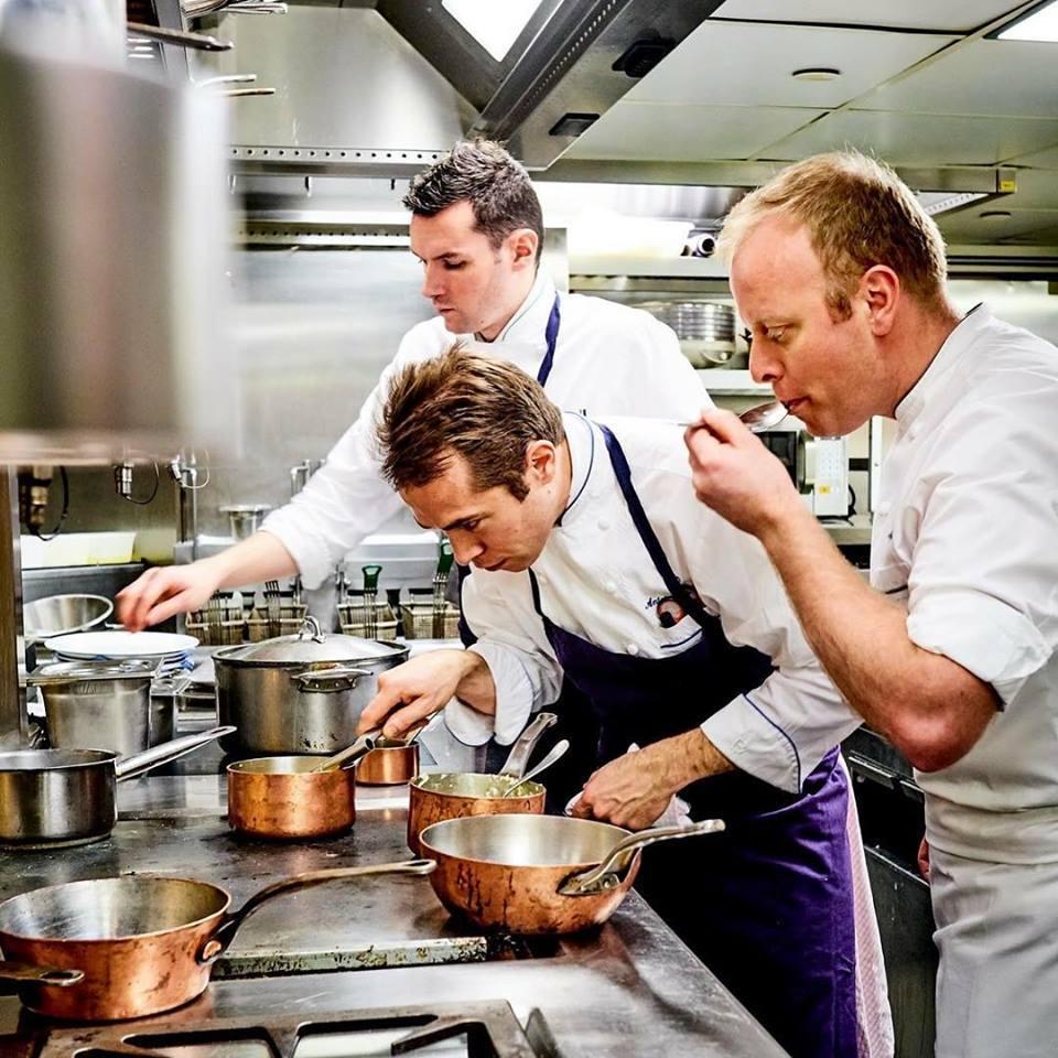 Chef David Bizet