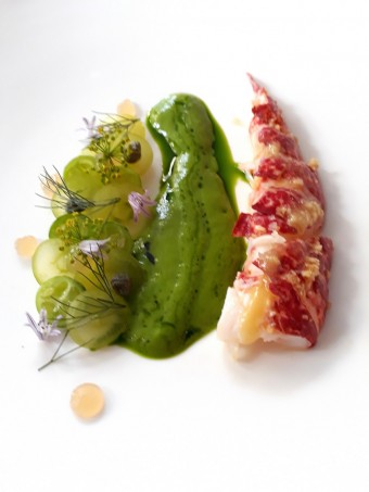 Homard, gaspacho, concombre… © Gourmets&co (2)