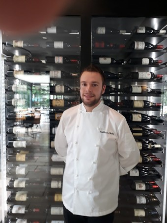 Chef Guillaume Guibet © Gourmets&co