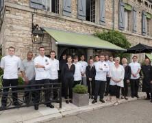 Restaurant Greuze devient Relais & Châteaux