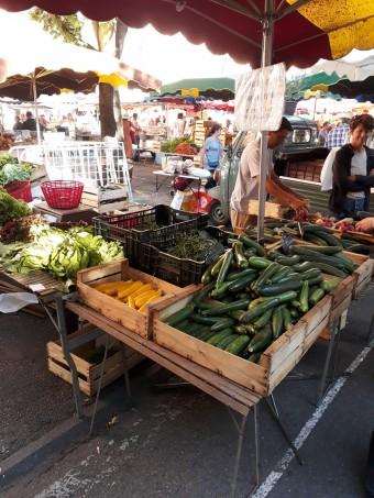 Le marché © Gourmets&co