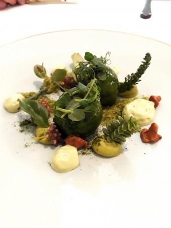 Le Petit Pois, girolles... © Gourmets&co