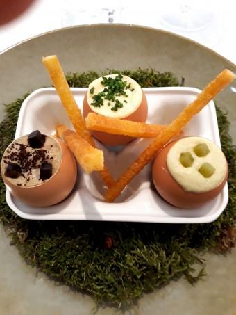 Les œufs © Gourmets&co