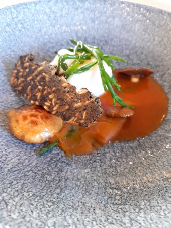 Skreï, pain fenouil © Gourmets&co