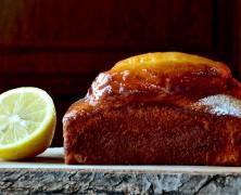 Le Cake Citron du Boulanger de la Tour