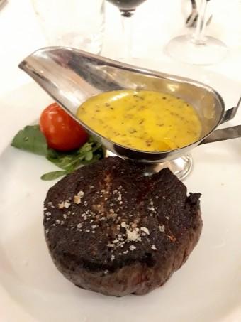 Filet de bœuf, béarnaise © Gourmets&co