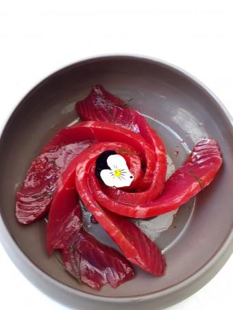 Gravelax de saumon © Gourmets&co