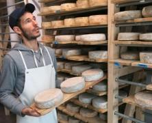 Nouveau fromager à Paris