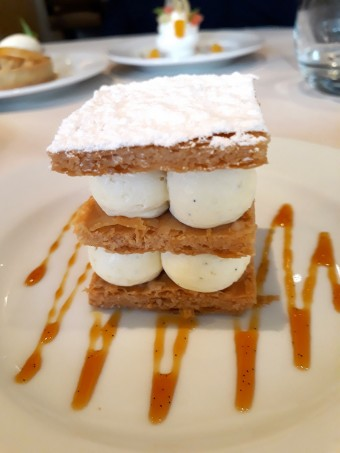 Millefeuille © Gourmets&co