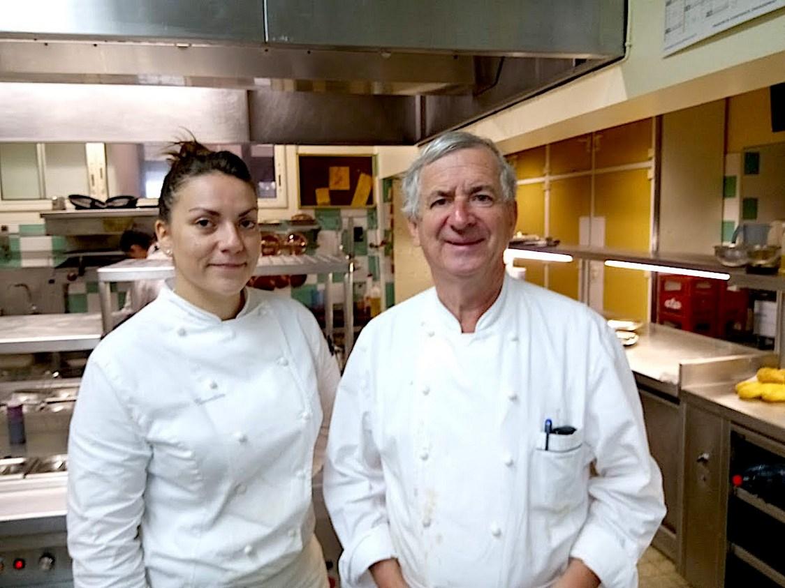 Clémentine et Jean Coussau © Gourmets&co