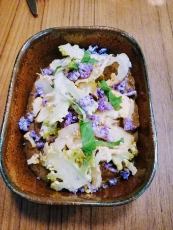 Mousseline de chou fleur © Gourmets&co